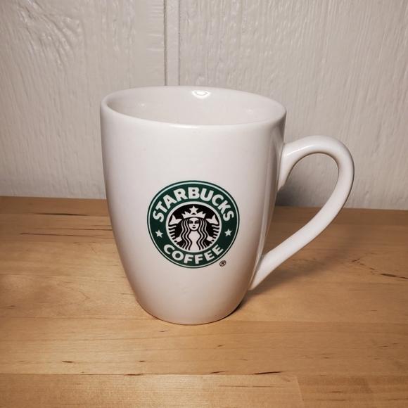 2007 Vnt Ceramic Vnt Starbucks Cup 10.2oz